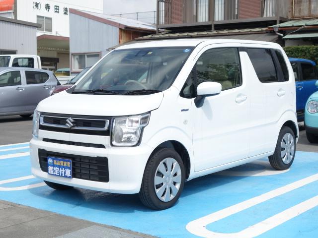 「スズキ」「ワゴンR」「コンパクトカー」「静岡県」の中古車3