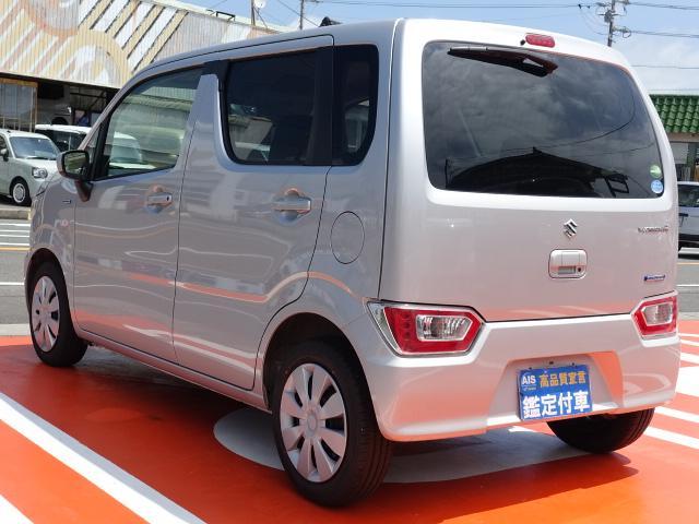 「スズキ」「ワゴンR」「コンパクトカー」「静岡県」の中古車4