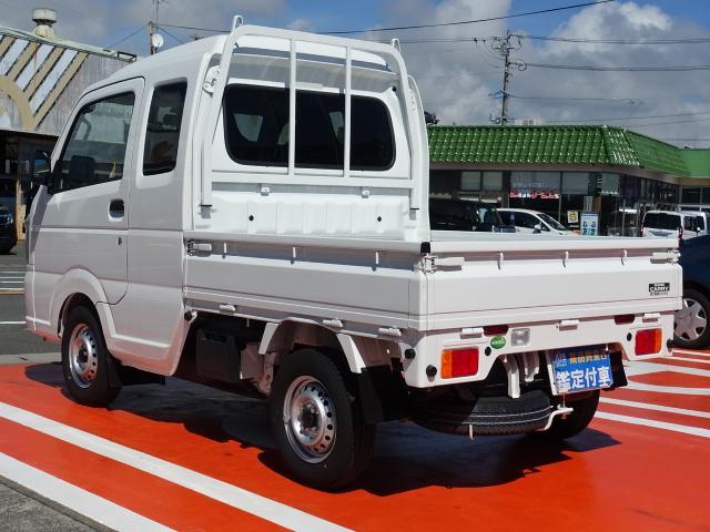L/4WD/5MT/エアコン/パワステ/ディーラー試乗車(4枚目)