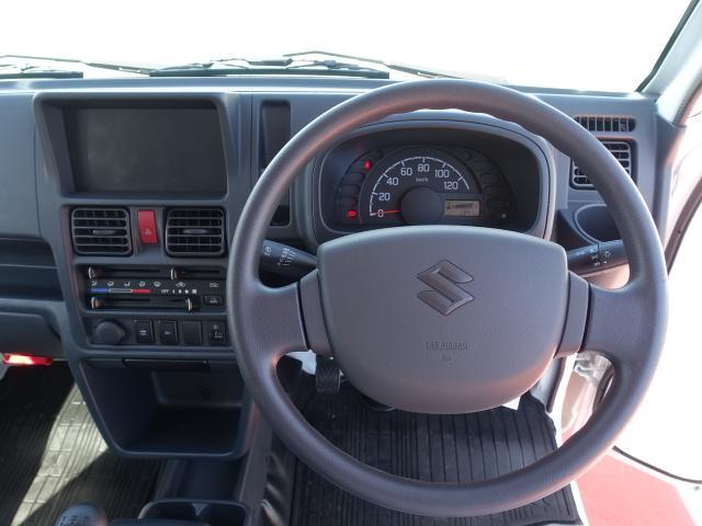 L/4WD/5MT/エアコン/パワステ/ディーラー試乗車(10枚目)