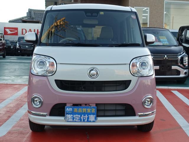 Gメイクアップリミテッド SAIII/LED/届出済未使用車(18枚目)