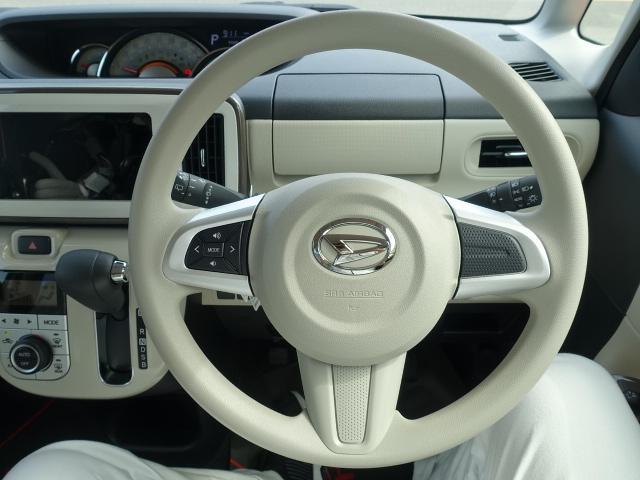Gホワイトアクセントリミテッド SAIII /衝突被害軽減ブレーキ/両側パワースライドドア/パノラマカメラ/LEDヘッドライト&フォグランプ/プッシュスタート/オートエアコン/ステアリングスイッチ/アイドリングストップ/届出済未使用車(15枚目)
