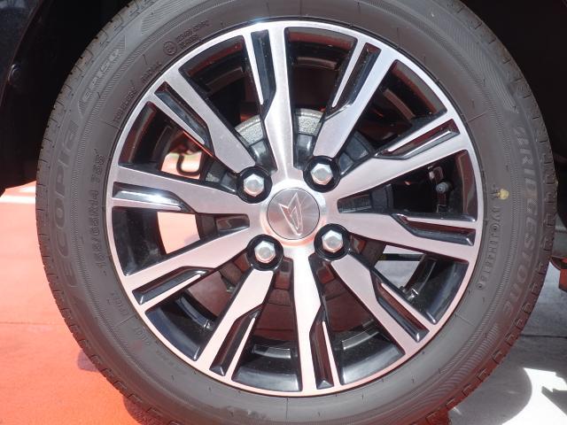 カスタム XリミテッドII SAIII /スマートキー/LEDライト/フォグランプ/プッシュスタート/衝突被害軽減ブレーキ/シートヒーター/オートエアコン/アルミホイール/ディーラー試乗車(10枚目)