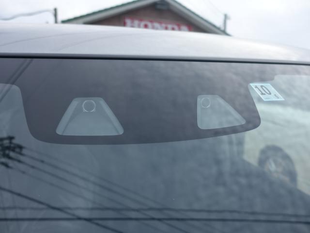 ハイブリッドMV /全方位カメラ/スマートキー/衝突被害軽減ブレーキ/革巻きハンドル/シートヒーター/電動スライドドア/プッシュスタート/オートクルーズコントロール/オートエアコン/シートバックテーブル/登録済未使用車(30枚目)