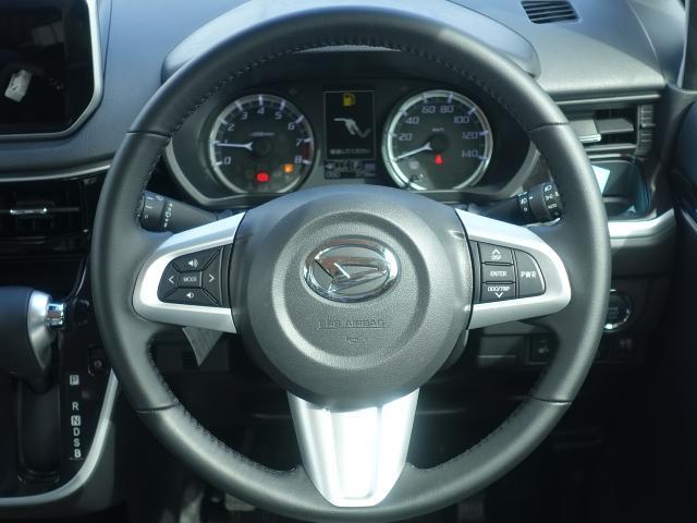 カスタム RS ハイパーリミテッドSAIII /ターボ/スマートキー/衝突被害軽減ブレーキ/アルミホイール/全方位カメラ/LEDヘッドライト/シートヒーター/ハーフレザーシート/ディーラー試乗車(8枚目)