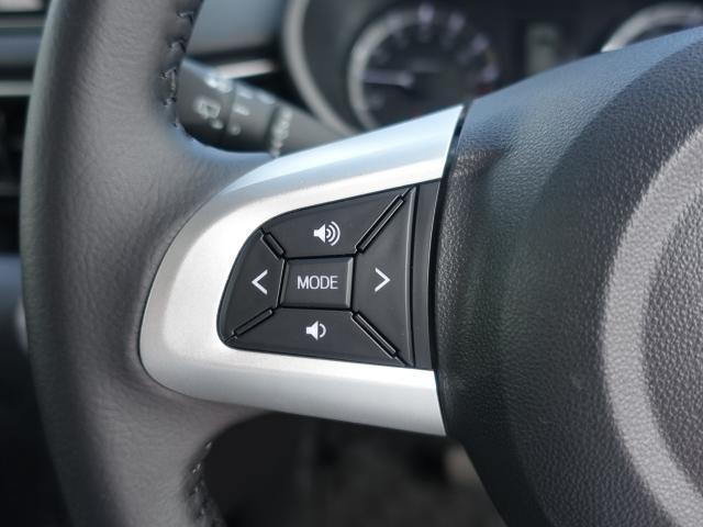 カスタム RS ハイパーリミテッドSAIII /ターボ/スマートキー/衝突被害軽減ブレーキ/アルミホイール/全方位カメラ/LEDヘッドライト/シートヒーター/ハーフレザーシート/ディーラー試乗車(18枚目)
