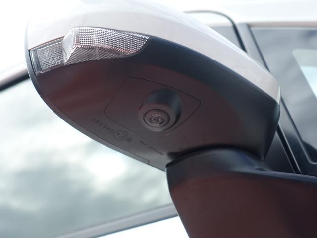 カスタム RS ハイパーリミテッドSAIII /ターボ/スマートキー/衝突被害軽減ブレーキ/アルミホイール/全方位カメラ/LEDヘッドライト/シートヒーター/ハーフレザーシート/ディーラー試乗車(22枚目)