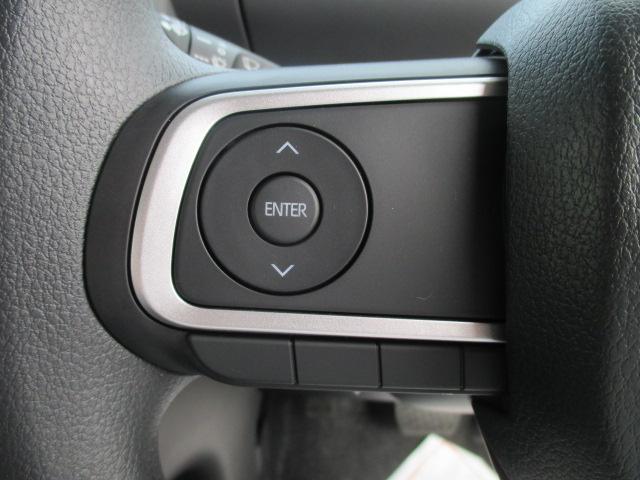 X /片側パワースライドドア/プッシュスタート/スマートキー/LEDヘッドライト/オートエアコン/衝突被害軽減ブレーキサポート/届出済未使用車(14枚目)