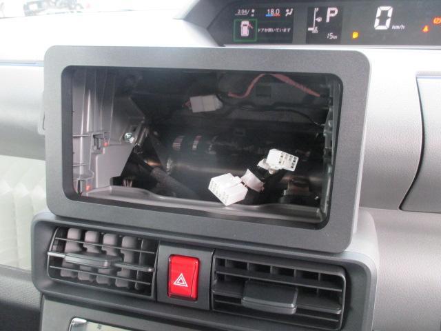 X /片側パワースライドドア/プッシュスタート/スマートキー/LEDヘッドライト/オートエアコン/衝突被害軽減ブレーキサポート/届出済未使用車(16枚目)