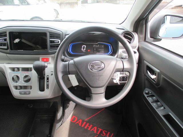 X リミテッドSAIII /LEDヘッドライト/スマートアシストIII/キーレス/バックカメラ/電動格納ミラー/衝突被害軽減ブレーキ/エアコン/ABS/ディーラー試乗車(9枚目)
