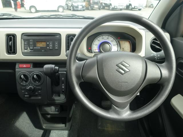 L /セーフティサポート/キーレス/シートヒーター/アイドリングストップ/オートライト/CVT/純正オーディオ/エアコン/パワステ/ABS/ディーラー試乗車(9枚目)