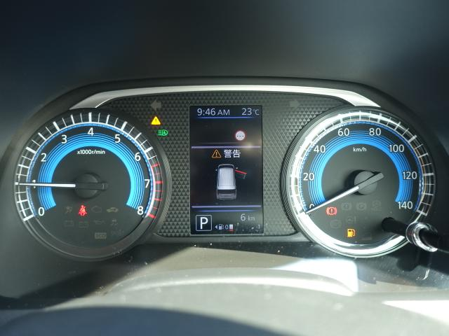 ハイウェイスター X /LEDヘッドライト/プッシュスタート/バックカメラ/衝突被害軽減ブレーキサポート/オートエアコン/専用アルミ/届出済未使用車(21枚目)