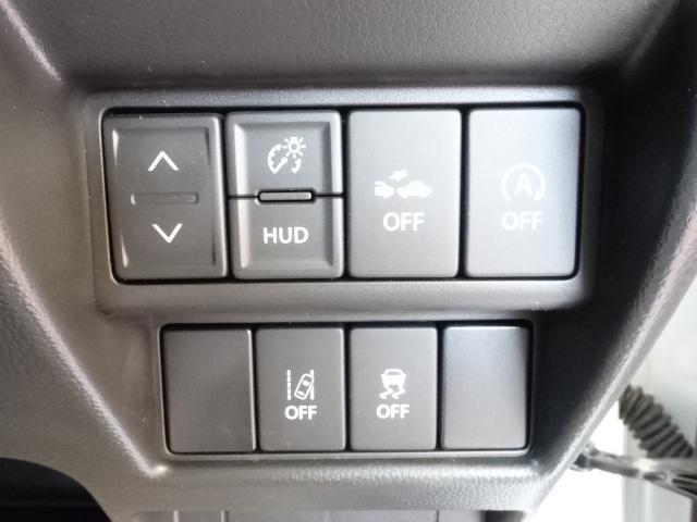ハイブリッドT /ターボ/プッシュスタート/衝突被害軽減ブレーキ/LEDヘッド&フォグ/ヘッドアップディスプレイ/シートヒーター/オートライト/オートエアコン/革巻きハンドル/オートクルーズ/ディーラー試乗車(15枚目)