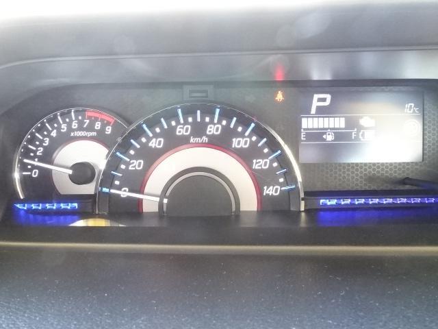 ハイブリッドT /ターボ/プッシュスタート/衝突被害軽減ブレーキ/LEDヘッド&フォグ/ヘッドアップディスプレイ/シートヒーター/オートライト/オートエアコン/革巻きハンドル/オートクルーズ/ディーラー試乗車(25枚目)