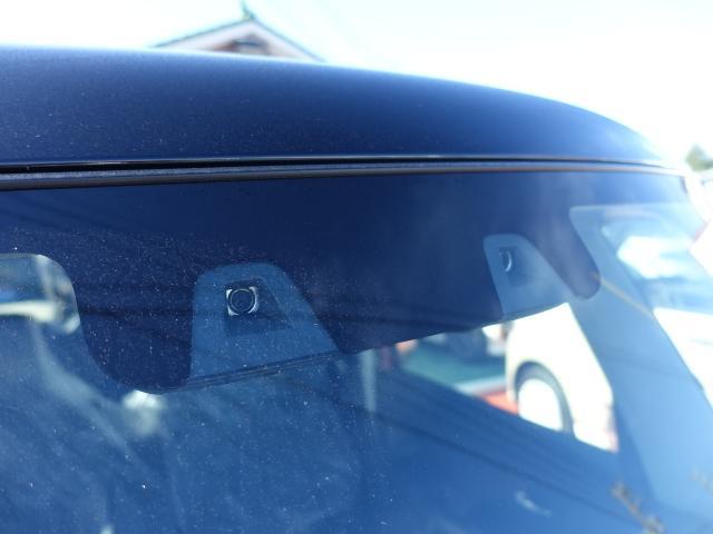 ハイブリッドXS /全方位/両側パワースライドドア/サーキューレター/LEDヘッドランプ&フォグランプ/ハーフレザー/オートエアコン/専用アルミホイール/プッシュスタート/衝突被害軽減ブレーキサポート/届出済未使用車(36枚目)
