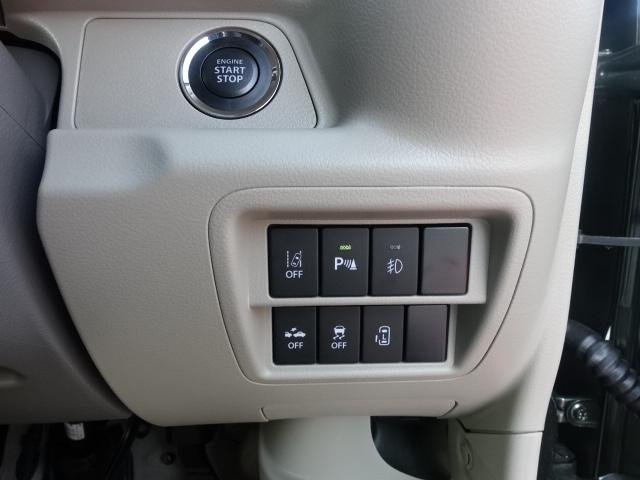 PZターボ /ハイルーフ/衝突被害軽減ブレーキ/スマートキー/片側パワースライドドア/LEDヘッドライト/オートエアコン/フォグランプ/アルミホイール/届出済み未使用車(13枚目)