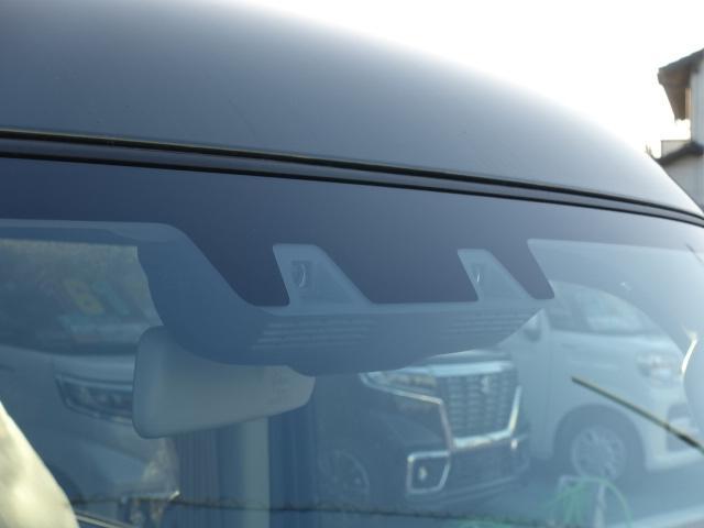 PZターボ /ハイルーフ/衝突被害軽減ブレーキ/スマートキー/片側パワースライドドア/LEDヘッドライト/オートエアコン/フォグランプ/アルミホイール/届出済み未使用車(19枚目)