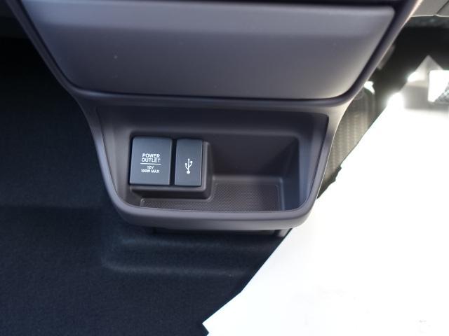 G・ホンダセンシング /ナビスペシャル/衝突被害軽減ブレーキ/両側電動スライドドア/ステリングスイッチ/バックカメラ/ETC/USB充電/クルーズコントロール/アイドリングストップ/登録済未使用車(18枚目)