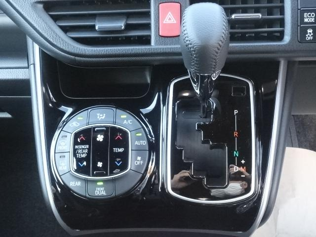 ZS 煌III /両側パワースライドドア/LEDヘッドライト&フォグ/メッキドアミラー/7人乗り/専用アルミホイール/プッシュスタート/スマートキー/オートエアコン/革巻きハンドル/登録済み未使用車(29枚目)