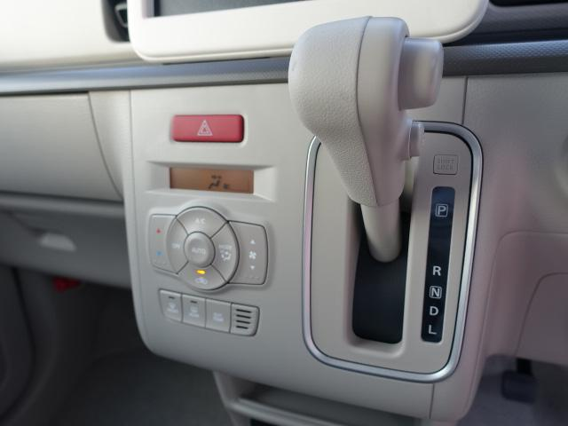 L /衝突被害軽減ブレーキ/CVT/エネチャージ/アイドリングストップ/スマートキー/オートエアコン/オートライトシステム/シートヒーター/ステアリングリモコン/運転席シートリフター/届出済未使用車(17枚目)