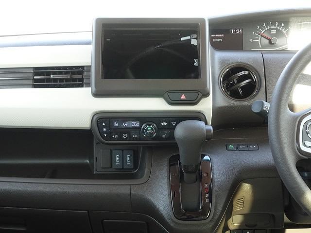 L /衝突被害軽減ブレーキ/スマートキー/電動スライドドア/バックカメラ/LEDヘッドライト/オートエアコン/クルーズコントロール/ステアリングスイッチ/プッシュスタート/充電用USB/届出済未使用(11枚目)