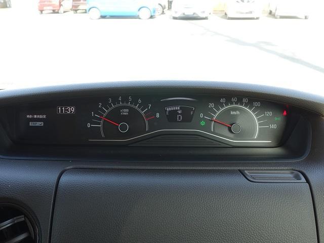 L /衝突被害軽減ブレーキ/スマートキー/電動スライドドア/バックカメラ/LEDヘッドライト/オートエアコン/クルーズコントロール/ステアリングスイッチ/プッシュスタート/充電用USB/届出済未使用(27枚目)