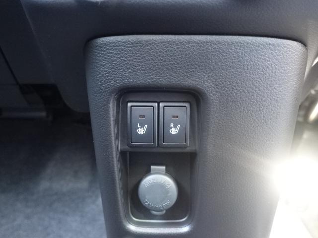 Jスタイル /LEDヘッドライト&フォグ/ボンネットエンブレム/ルーフレール/アルミホイール/衝突被害軽減ブレーキサポート/スマートキー/シートヒーター/オートエアコン/リモート格納ドアミラー/届出済未使用車(21枚目)