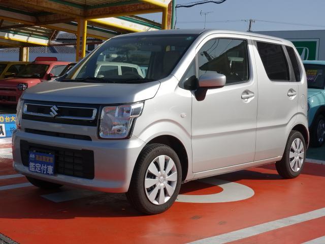 FA /5MT/ETC/キーレス/電動ドアミラー/エアコン/エアバック/ABS/ディーラー試乗車(4枚目)