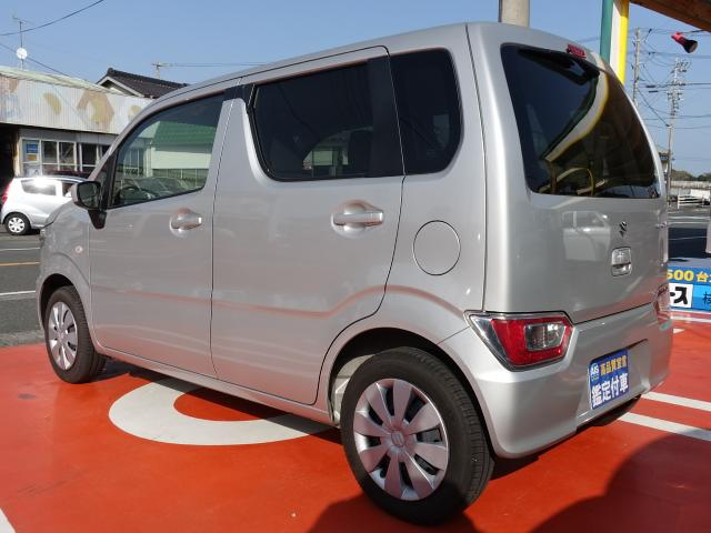 FA /5MT/ETC/キーレス/電動ドアミラー/エアコン/エアバック/ABS/ディーラー試乗車(5枚目)