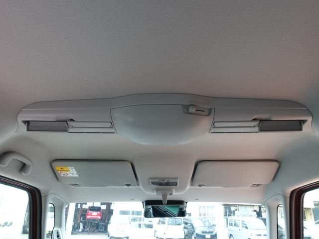 ハイブリッドXZ 両側パワースライドドア/LEDヘッドライト/サーキューレター/ルーフレール/オートエアコン/衝突被害軽減ブレーキ/プッシュスタート/届出済未使用車(9枚目)