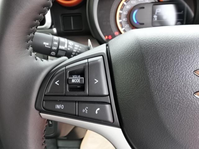 ハイブリッドXZ 両側パワースライドドア/LEDヘッドライト/サーキューレター/ルーフレール/オートエアコン/衝突被害軽減ブレーキ/プッシュスタート/届出済未使用車(18枚目)