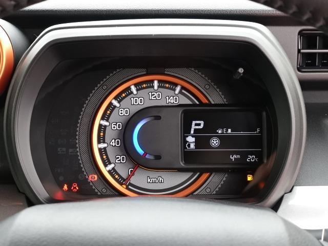 ハイブリッドXZ 両側パワースライドドア/LEDヘッドライト/サーキューレター/ルーフレール/オートエアコン/衝突被害軽減ブレーキ/プッシュスタート/届出済未使用車(21枚目)