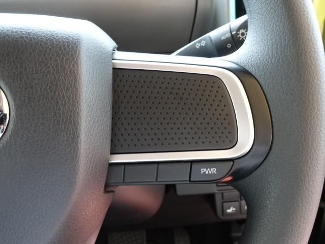 X /スマートパノラマパーキング/片側電装スライドドア/プッシュスタート/スマートキー/オートエアコン/パノラマカメラ/ステアリングリモコン/LEDヘッドライト/衝突被害軽減ブレーキ/ディーラー試乗車(19枚目)