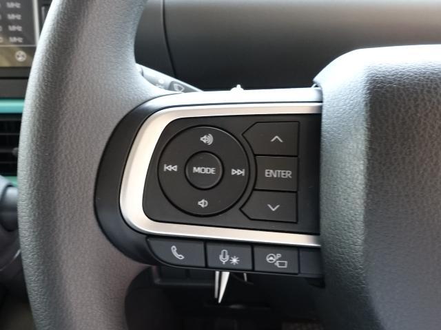 X /スマートパノラマパーキング/片側電装スライドドア/プッシュスタート/スマートキー/オートエアコン/パノラマカメラ/ステアリングリモコン/LEDヘッドライト/衝突被害軽減ブレーキ/ディーラー試乗車(20枚目)