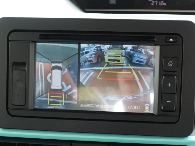 X /スマートパノラマパーキング/片側電装スライドドア/プッシュスタート/スマートキー/オートエアコン/パノラマカメラ/ステアリングリモコン/LEDヘッドライト/衝突被害軽減ブレーキ/ディーラー試乗車(23枚目)
