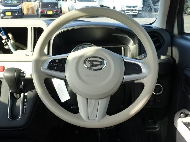G リミテッド SAIII /プッシュボタン式スタート/LED/ステアリングリモコン/スマートキー/オートライト/パノラマ/シートヒーター/オートエアコン/届出済未使用車(9枚目)