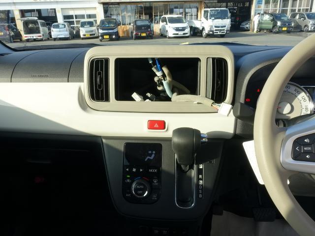 G リミテッド SAIII /プッシュボタン式スタート/LED/ステアリングリモコン/スマートキー/オートライト/パノラマ/シートヒーター/オートエアコン/届出済未使用車(19枚目)