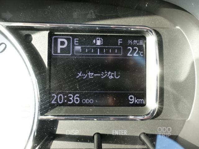 G リミテッド SAIII /プッシュボタン式スタート/LED/ステアリングリモコン/スマートキー/オートライト/パノラマ/シートヒーター/オートエアコン/届出済未使用車(24枚目)