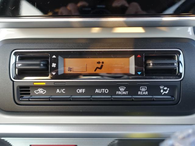 ハイブリッドX /両側パワースライドドア/サーキューレター/プッシュスタート/シートヒーター/艶有り小物BOX/オートエアコン/衝突被害軽減ブレーキ/届出済未使用車(25枚目)