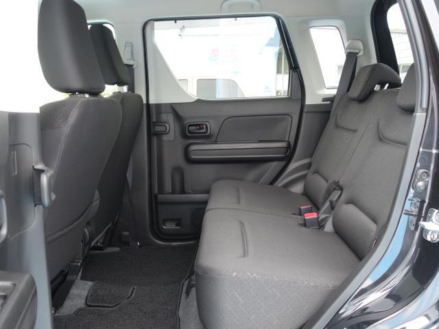 ハイブリッドFX /キーレス/シートヒーター/エアコン/パワステ/電動格納ミラー/ABS/ディーラー試乗車(8枚目)