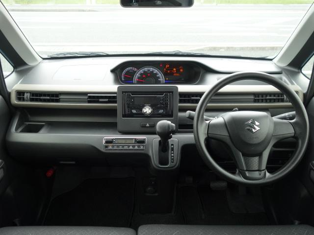 ハイブリッドFX /キーレス/シートヒーター/エアコン/パワステ/電動格納ミラー/ABS/ディーラー試乗車(9枚目)