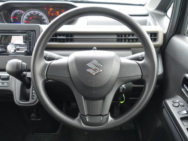 ハイブリッドFX /キーレス/シートヒーター/エアコン/パワステ/電動格納ミラー/ABS/ディーラー試乗車(10枚目)