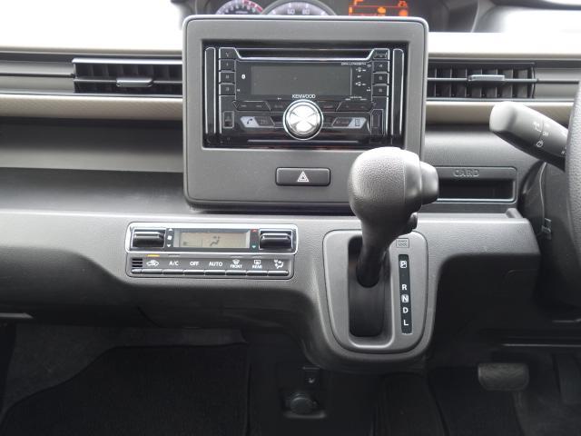ハイブリッドFX /キーレス/シートヒーター/エアコン/パワステ/電動格納ミラー/ABS/ディーラー試乗車(11枚目)