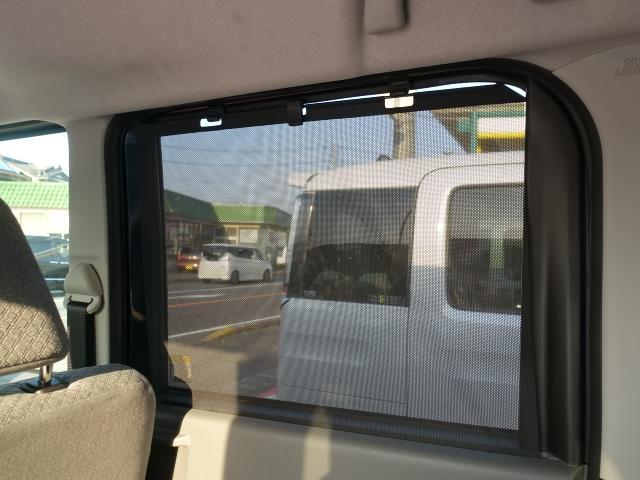 X /アップグレードパック/片側パワースライドドア/プッシュスタート/LEDライト/運転席ロングスライドシート/オートエアコン/バックカメラ/USB充電ポート/衝突被害軽減ブレーキ/ディーラー試乗車(10枚目)