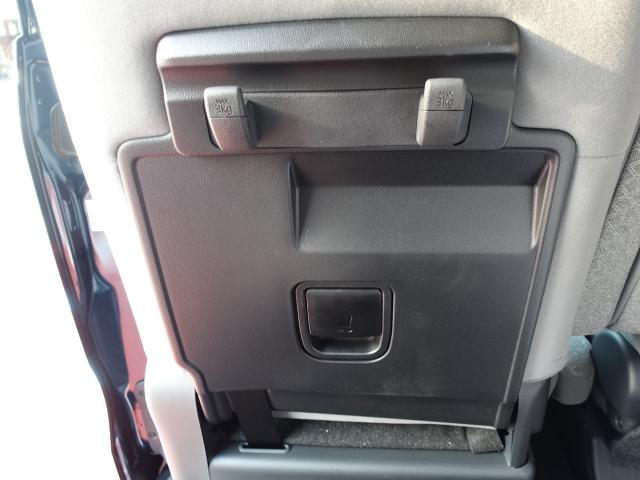 X /アップグレードパック/片側パワースライドドア/プッシュスタート/LEDライト/運転席ロングスライドシート/オートエアコン/バックカメラ/USB充電ポート/衝突被害軽減ブレーキ/ディーラー試乗車(11枚目)