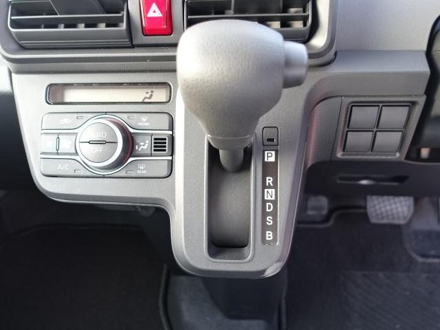 X /アップグレードパック/片側パワースライドドア/プッシュスタート/LEDライト/運転席ロングスライドシート/オートエアコン/バックカメラ/USB充電ポート/衝突被害軽減ブレーキ/ディーラー試乗車(25枚目)