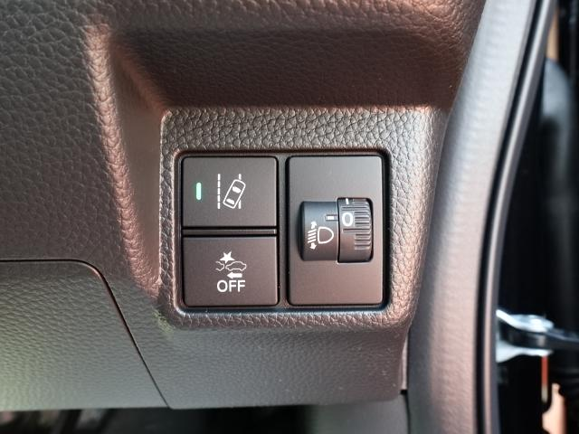 Lターボ /衝突被害軽減ブレーキ/スマートキー/両側電動スライドドア/バックカメラ/LEDヘッドライト/オートエアコン/クルーズコントロール/ステアリングスイッチ/プッシュスタート/充電用USB/届出済未使用(20枚目)