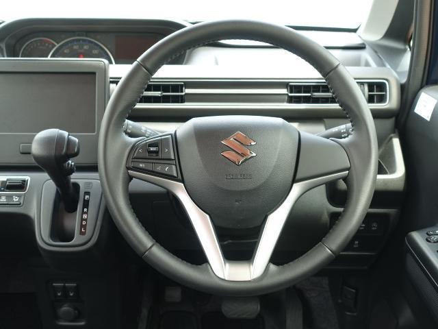 ハイブリッドFZ リミテッド /衝突被害軽減ブレーキ/プッシュスタート/LEDヘッドライト/アルミホイール/スマートキー/シートヒーター/オートエアコン/ディーラー試乗車(9枚目)