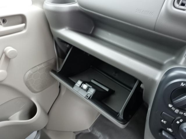 DX /5AGS/両側スライドドア/2速発進/スピーカー一体型ラジオデッキ/マニュアルエアコン/届出済未使用車(12枚目)