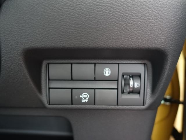 ハイブリッドG /LEDヘッド/フォグランプ/ハイブリッド/アルミホイール/オートエアコン/プッシュスタート/スマートキー/届出済未使用車(13枚目)